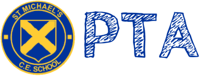 St Michael's PTA Logo